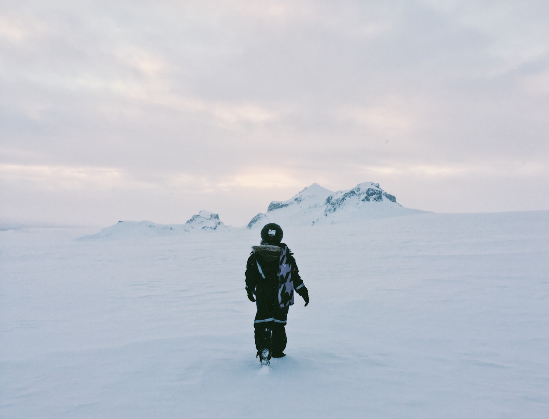 Instagram Inspiration - Glacier
