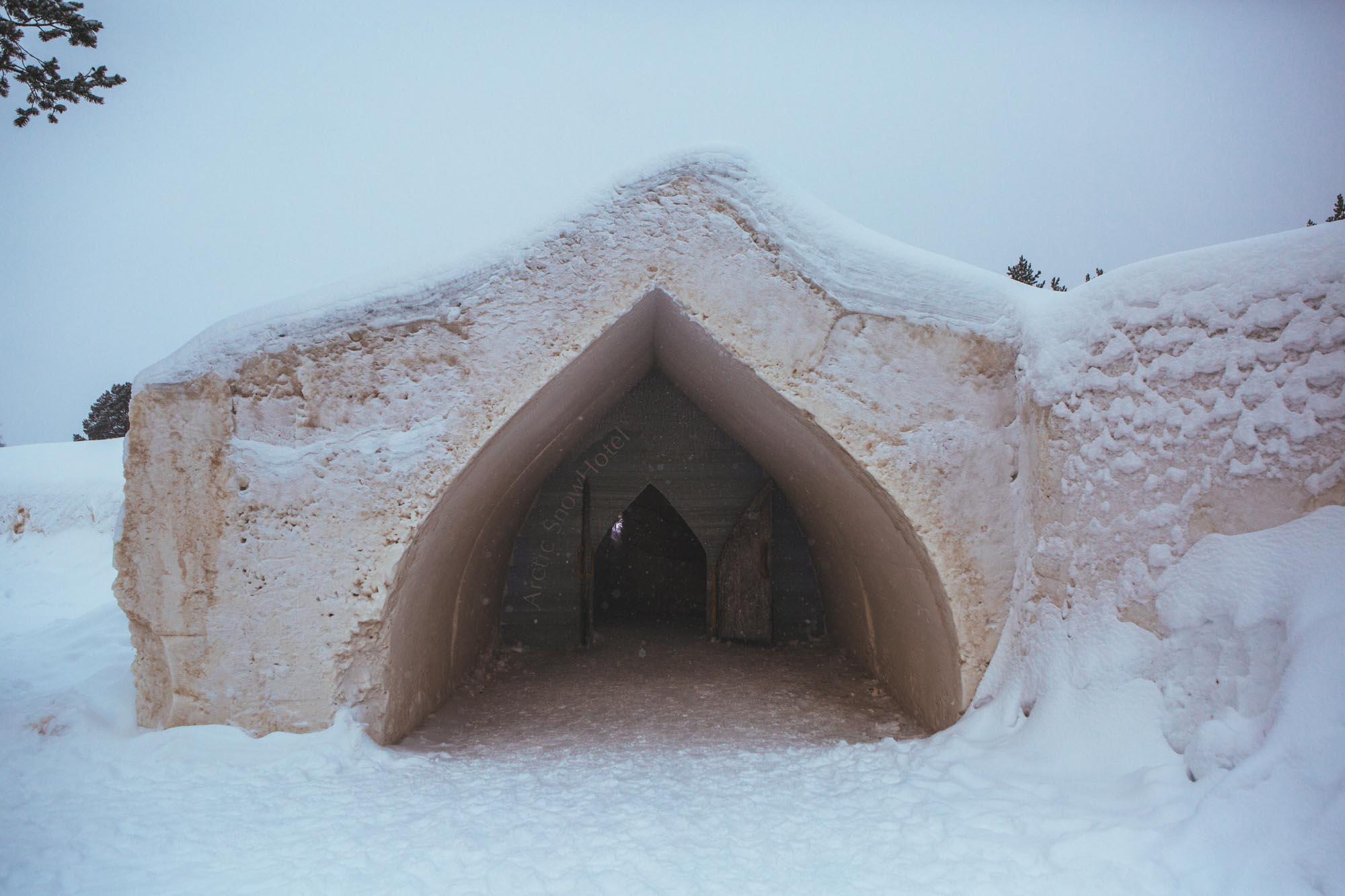 Arctic Snow Hotel, Lapland