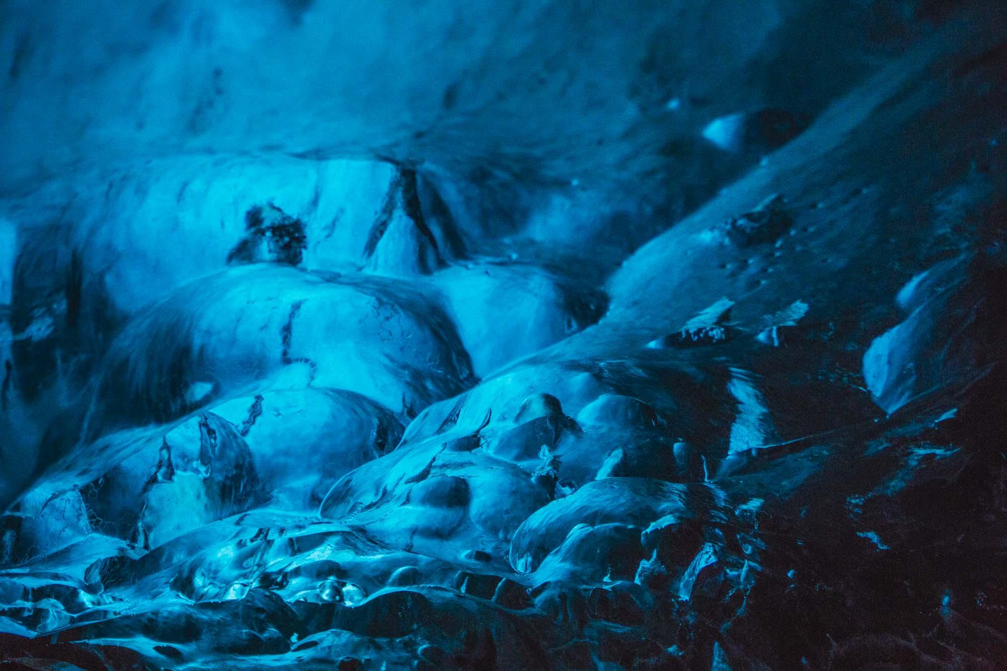 Ice Cave tour - Vatnajökull, Iceland