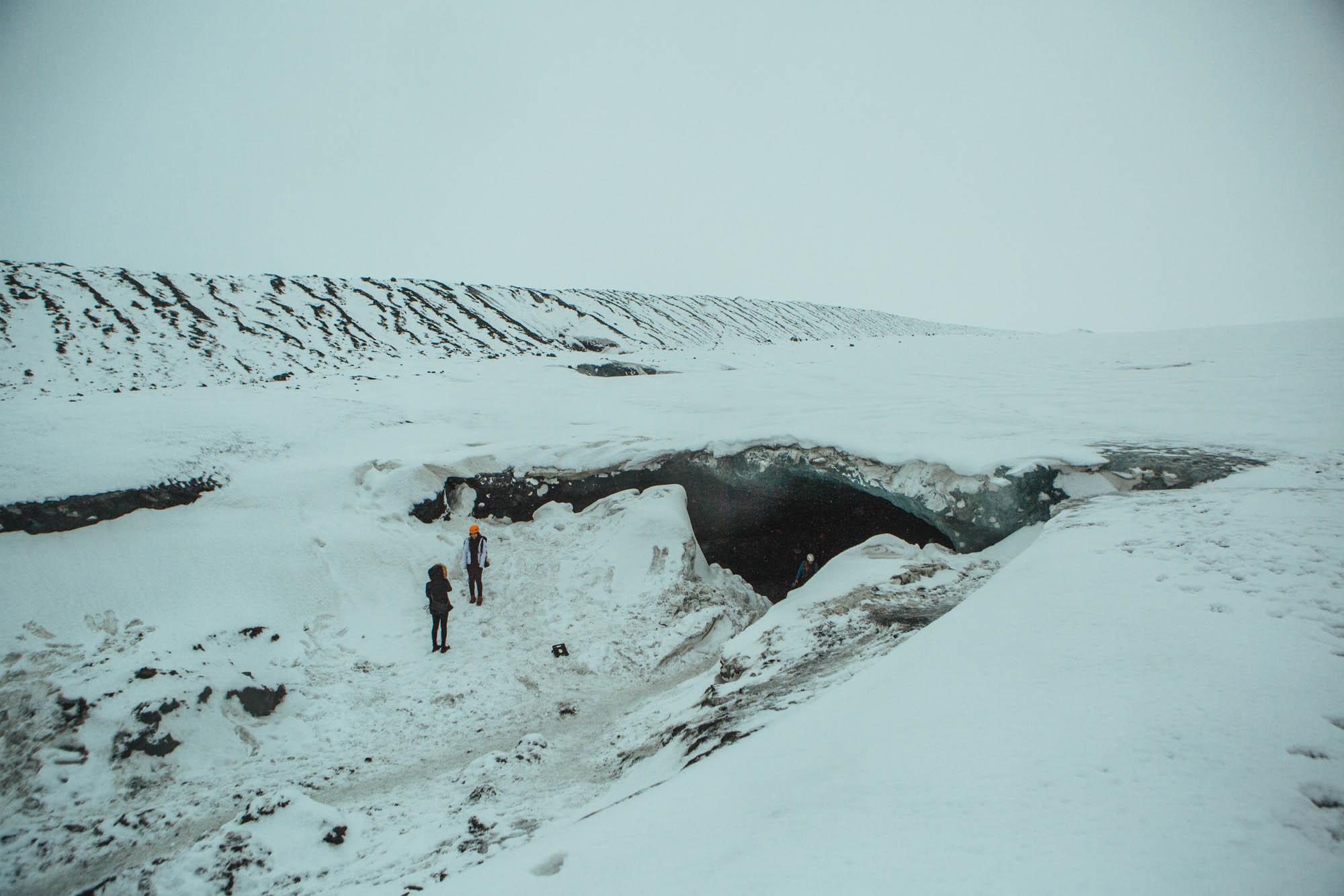 Ice Cave tour in Vatnajökull