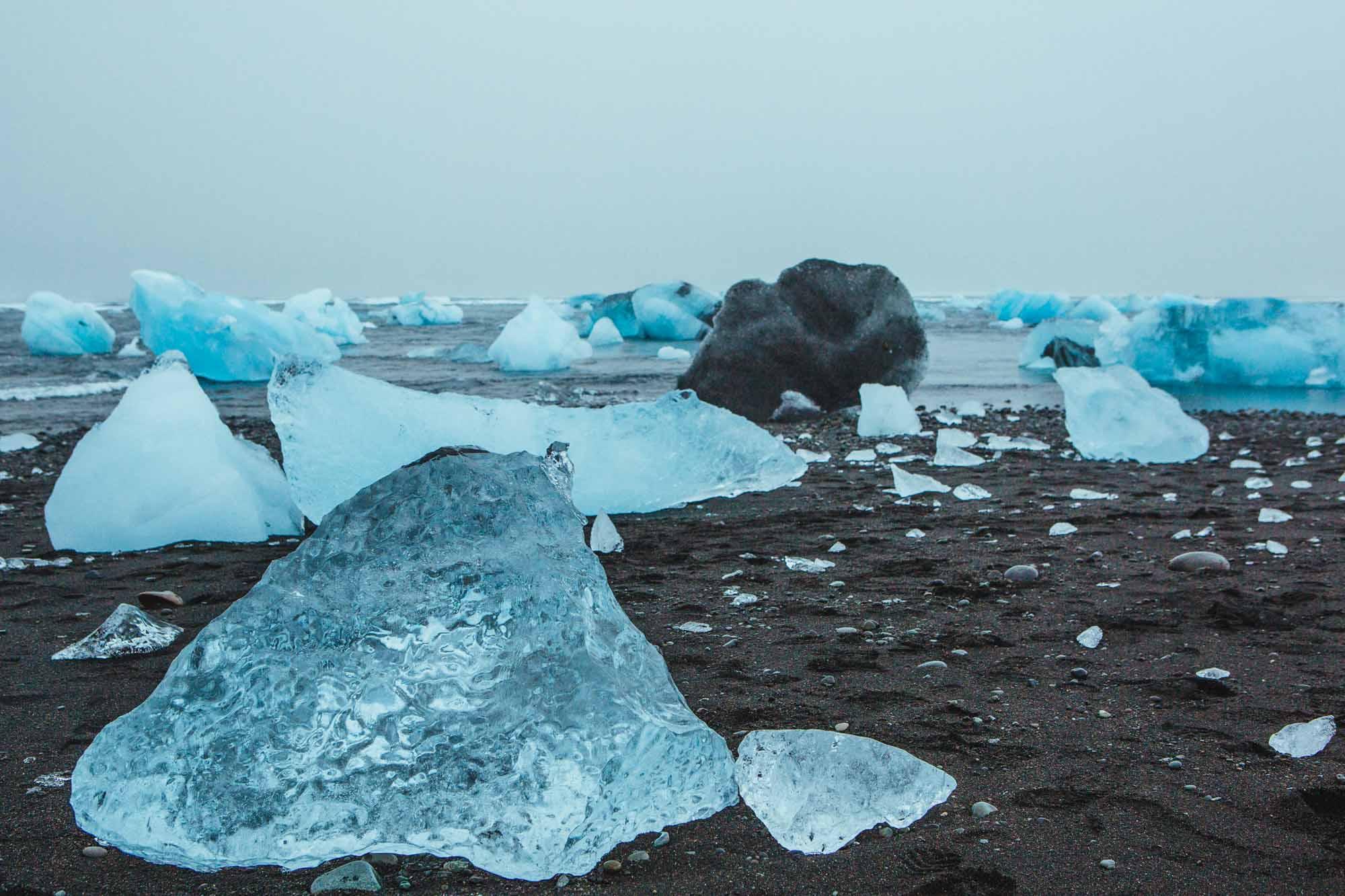 Iceland photoIceland photo inspiration – Jokulsarlon Diamond Beach