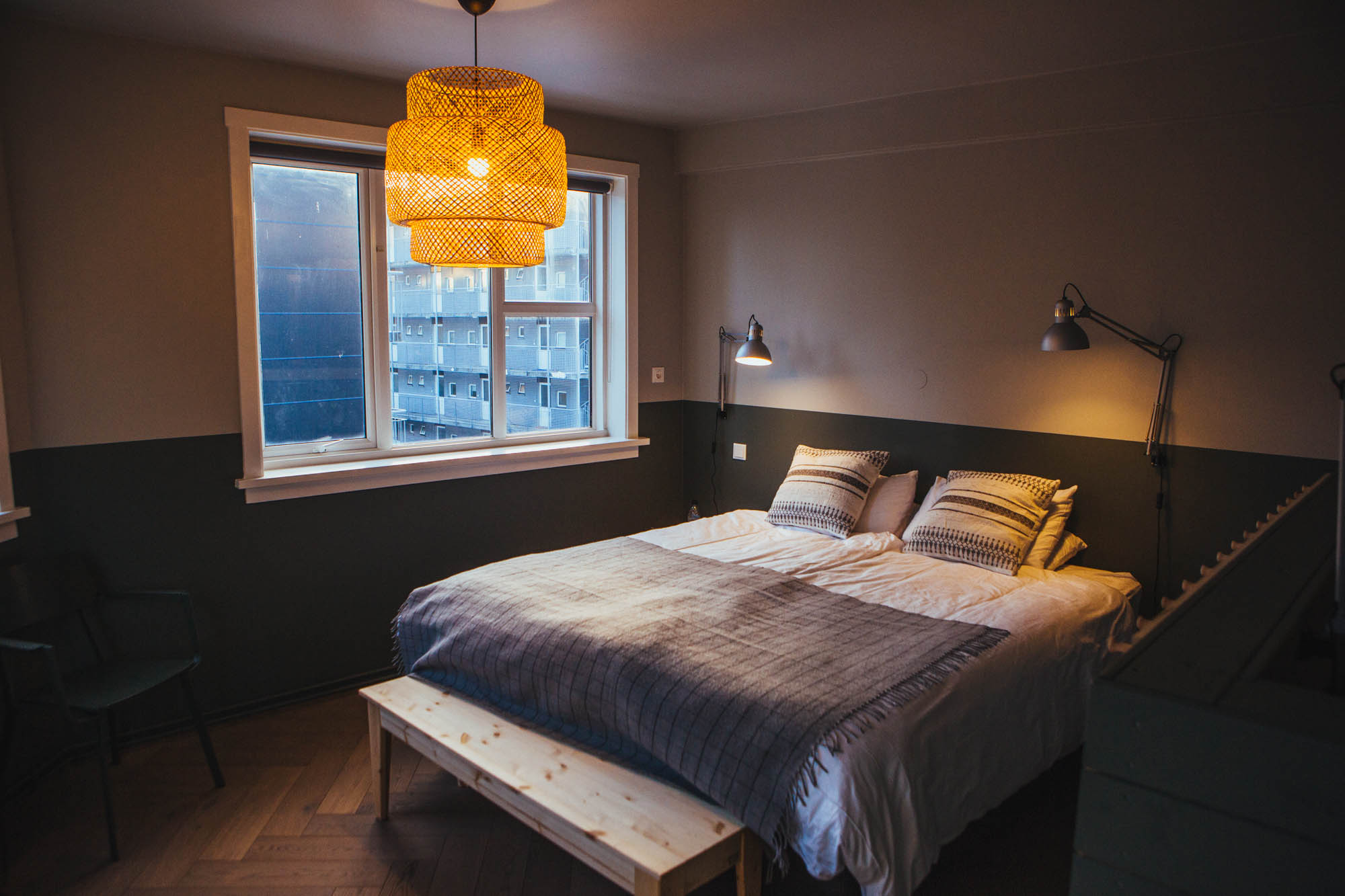 Iceland photo inspiration – The Swan House, Reykjavik