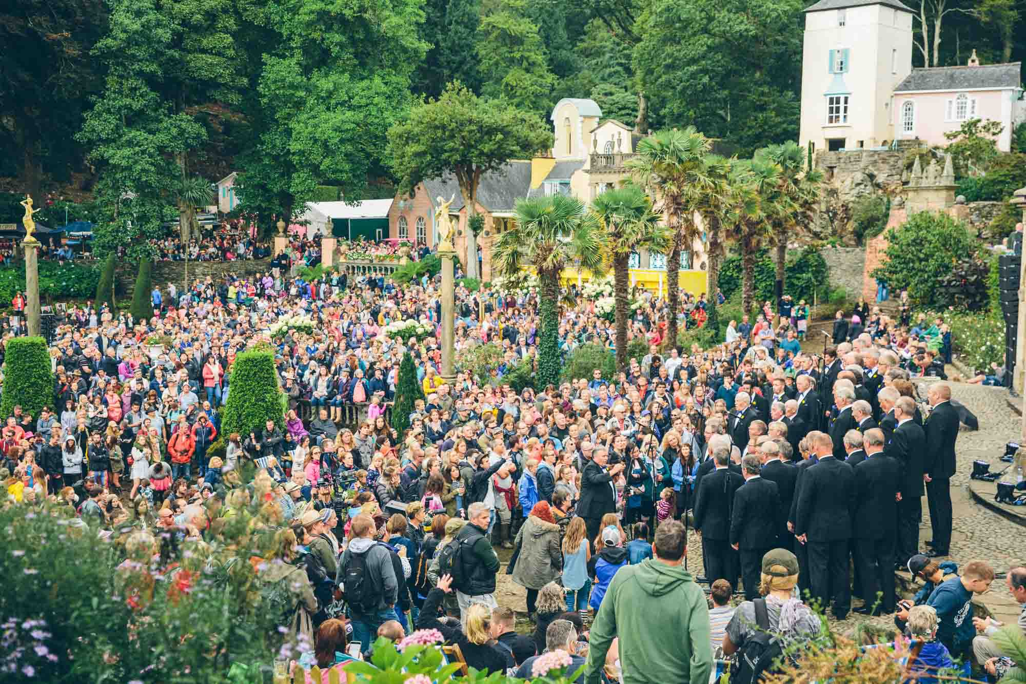 Best UK arts festivals - Festival No.6