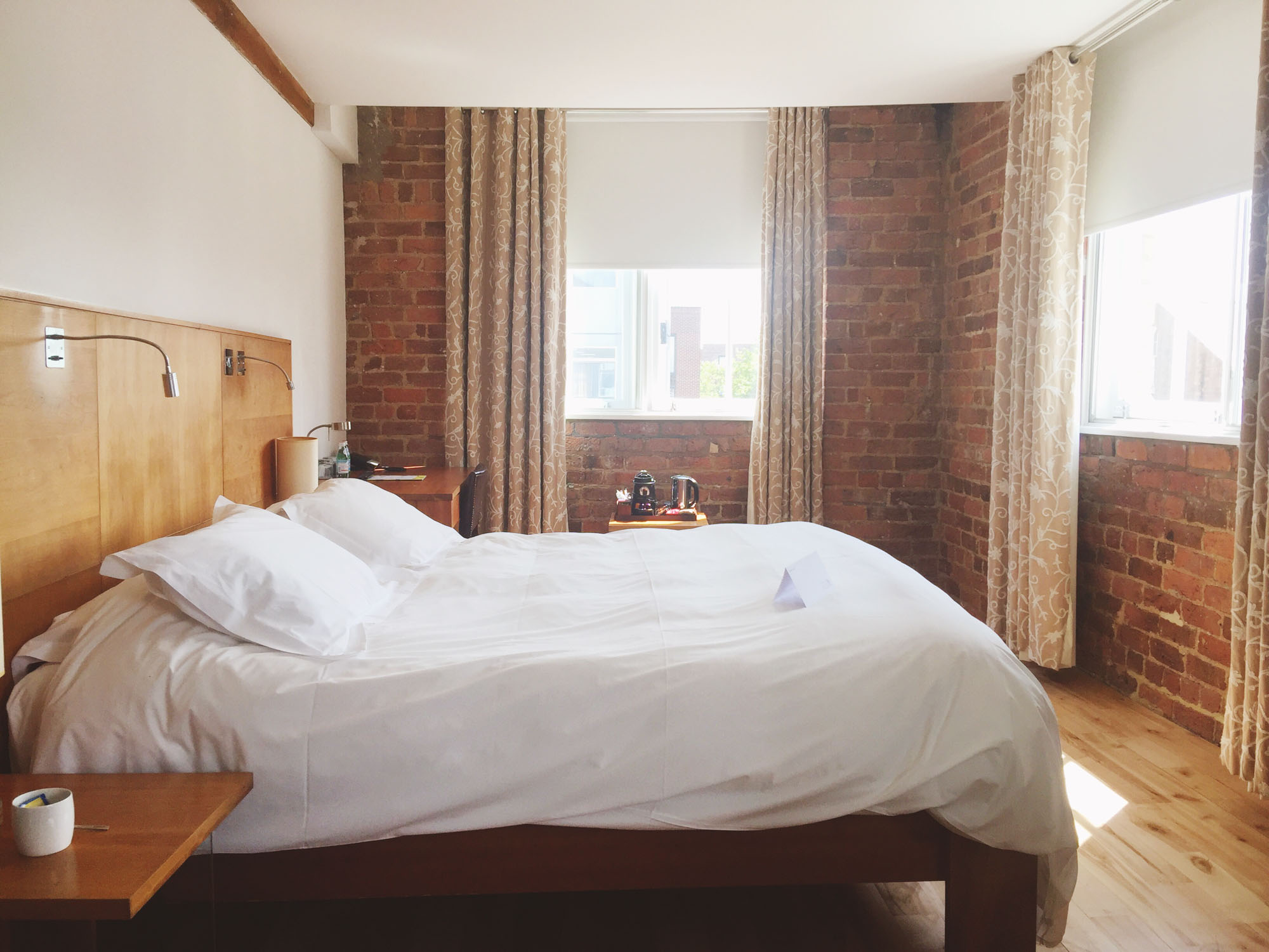 Best hotels in Liverpoo l- Hope Street Hotel