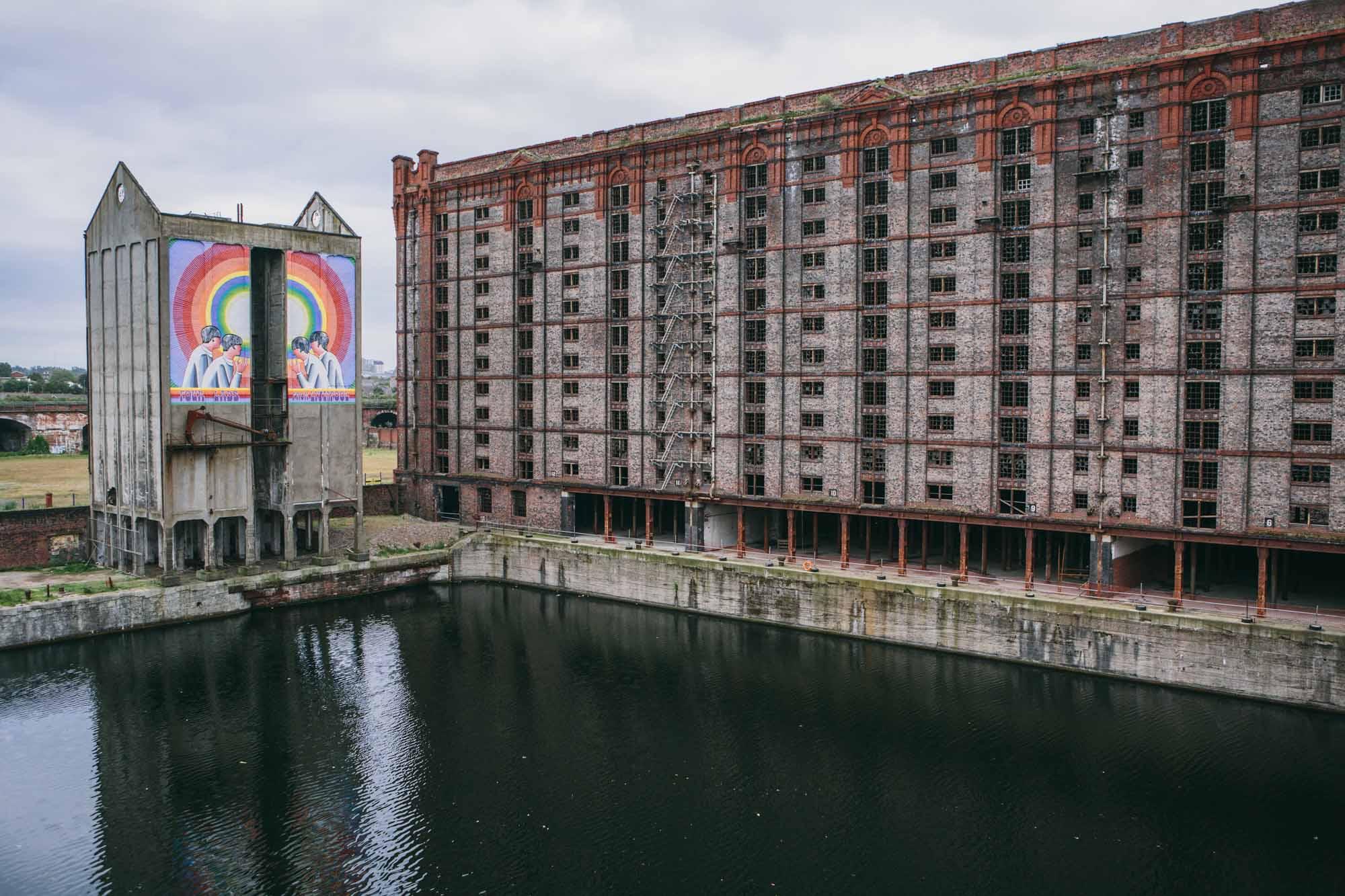 Liverpool's best hotels – Titanic Hotel Liverpool