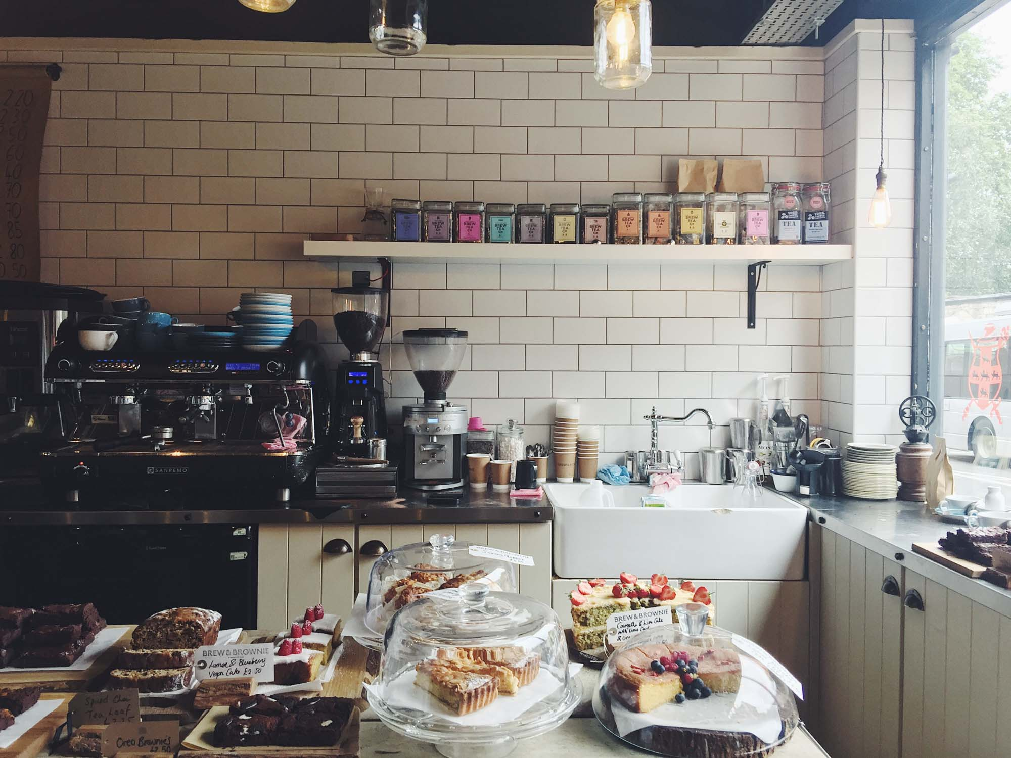 Best things to do in York - Brew and Brownie