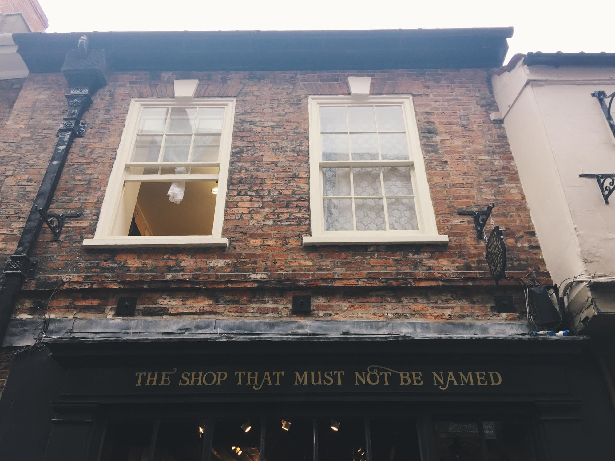 Best things to do in York - Harry Potter Shop