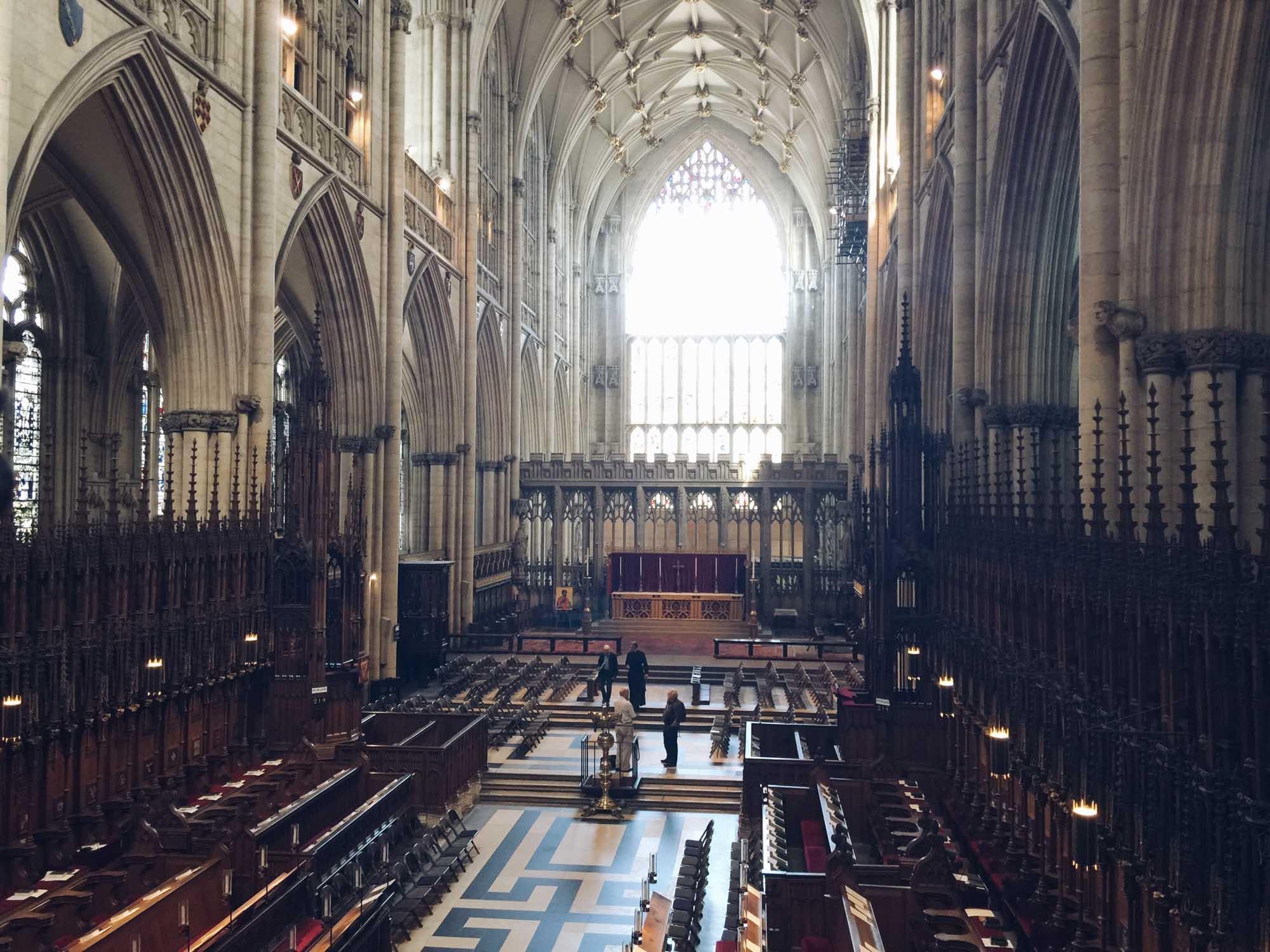 Best things to do in York - York Minster
