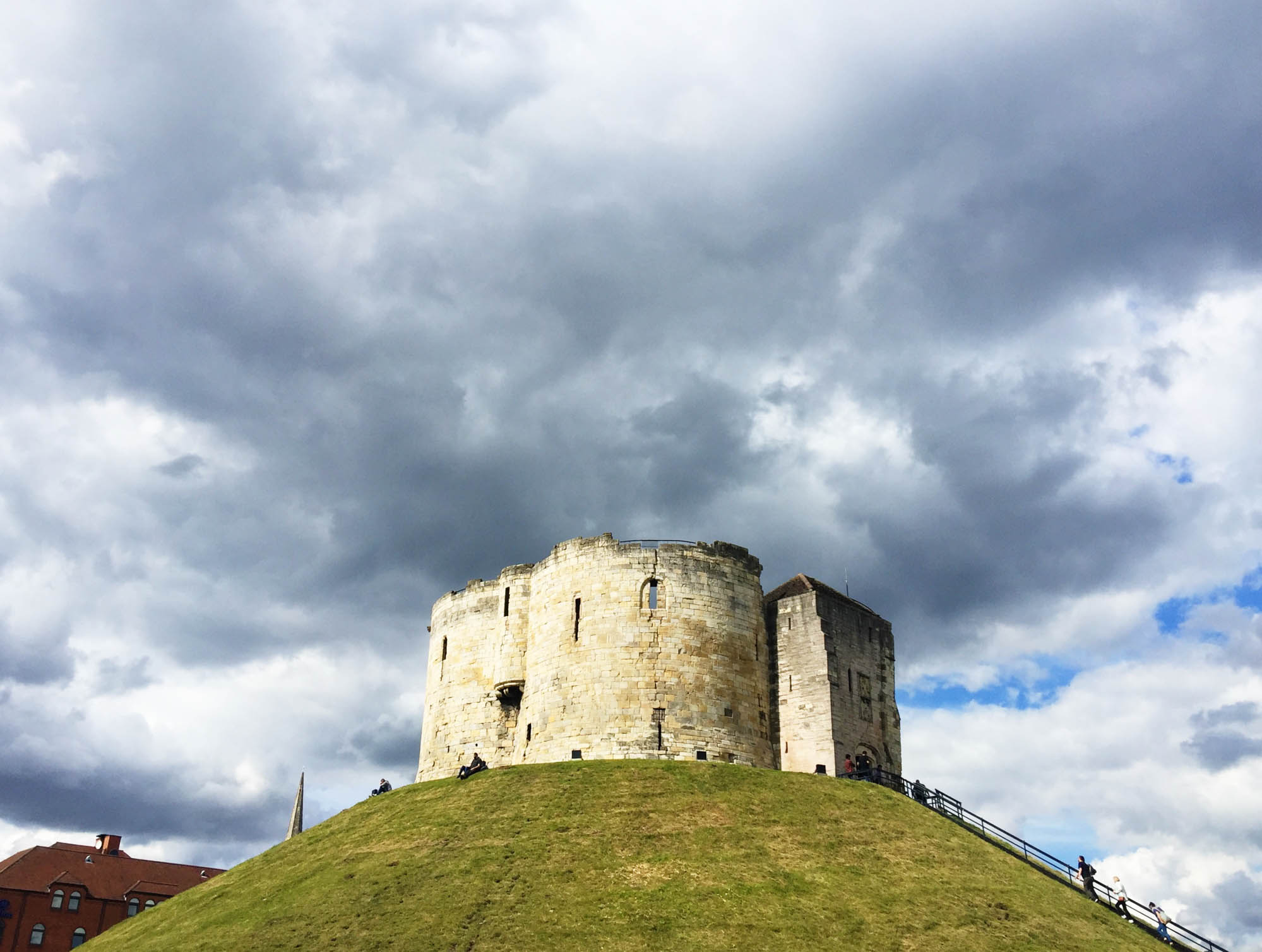 Best things to do in York - Cliffords Tower