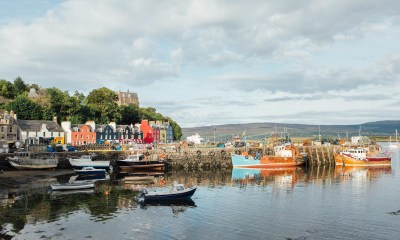A weekend in West Scotland: Oban, Isle of Mull and Ardlui