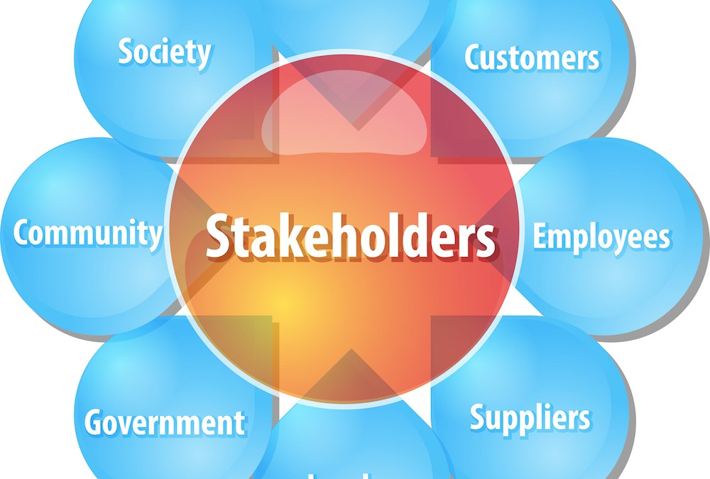 Do You Know Your Stakeholders?