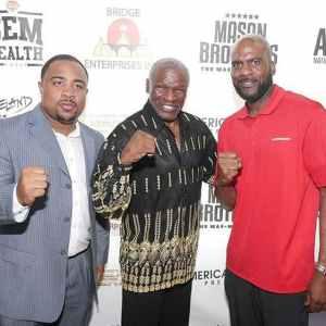 Floyd Mayweather Sr., Ron Johnson & R.L.