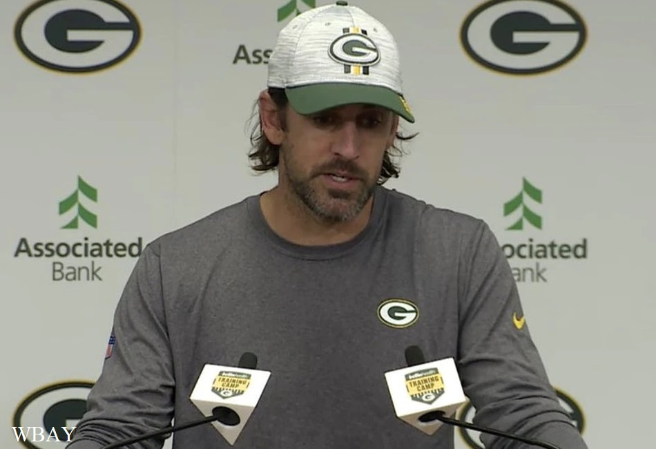 Aaron Rodgers Speaks on Rift with Packers
