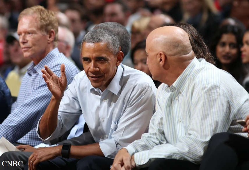 Former President Becomes Minority Owner in NBA Africa