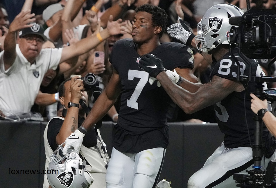 Raiders Beat Ravens in Overtime Thriller