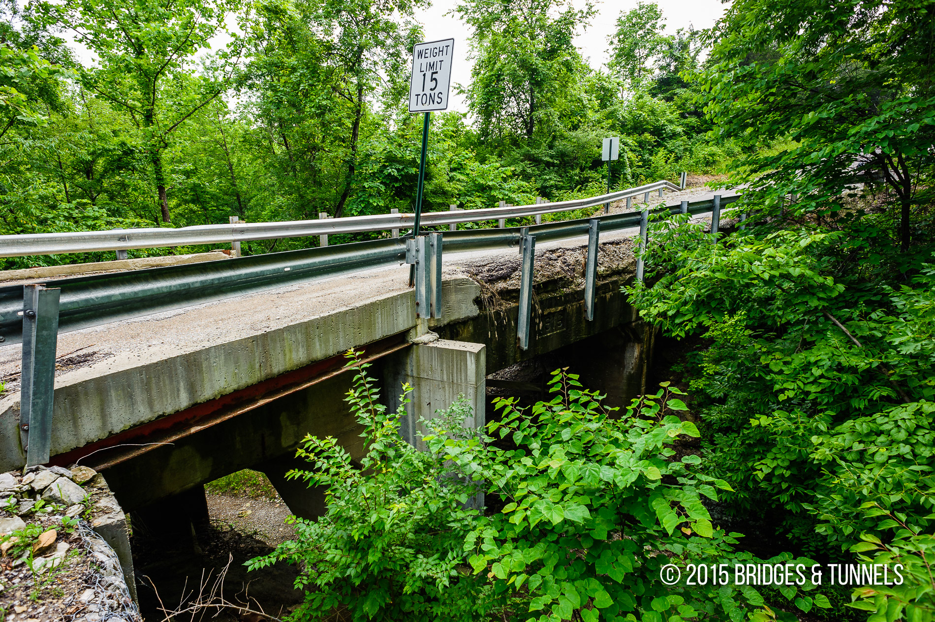 Bonnell Road Bridge