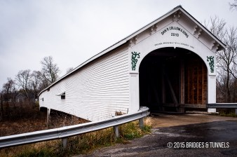 Moscow Covered Bridge