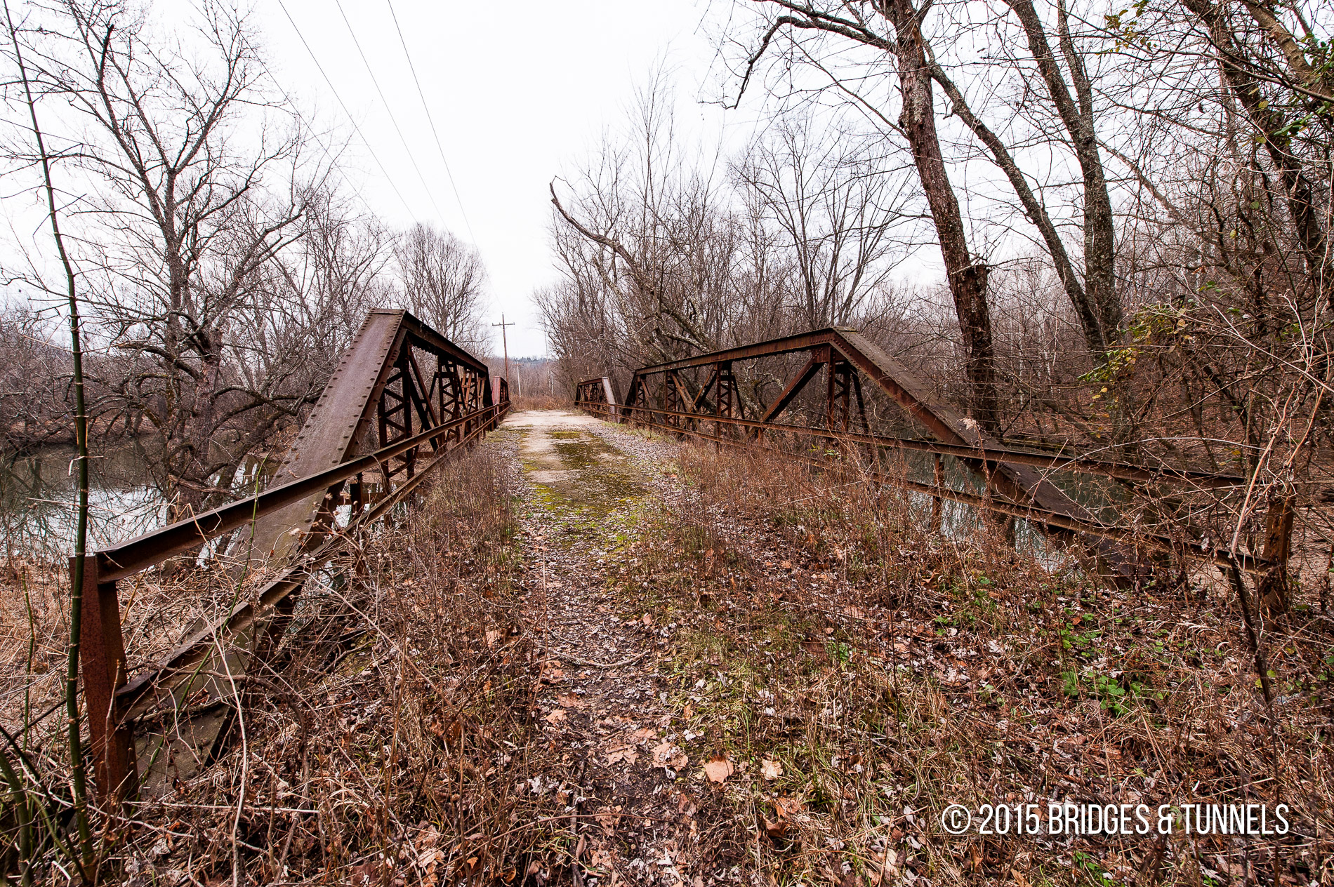 Fourteen Mile Creek Bridge (Formerly IN 62)
