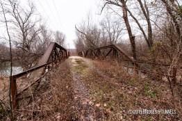 Fourteen Mile Creek Bridge (Formerly IN 62)