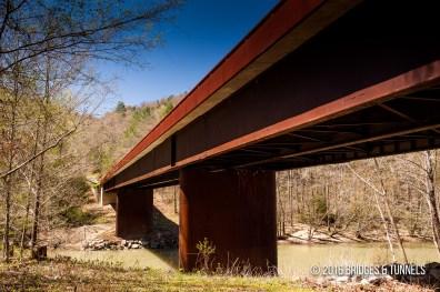 Leatherwood Bridge (TN 297)