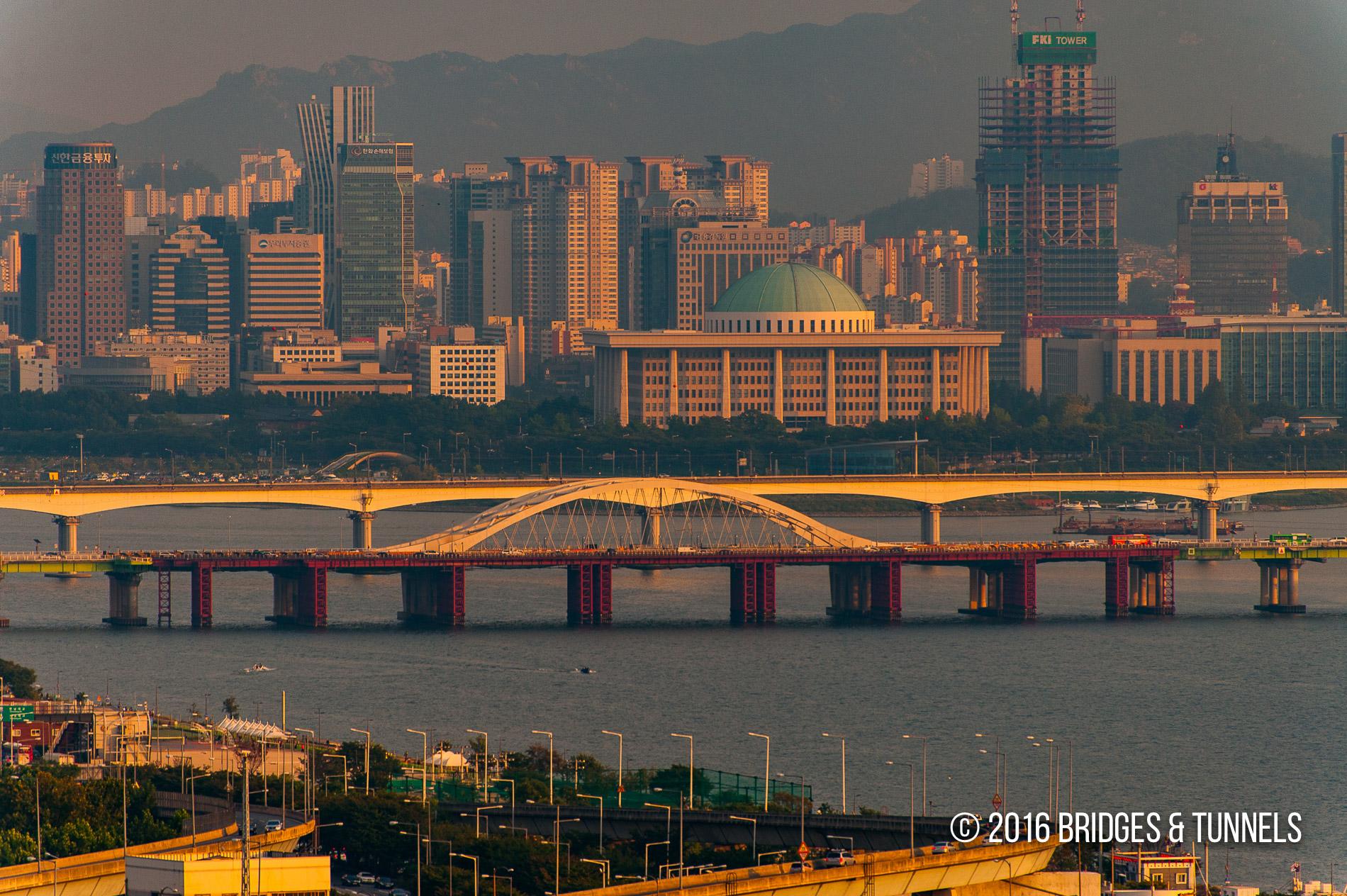 Tangshan Railway Bridge