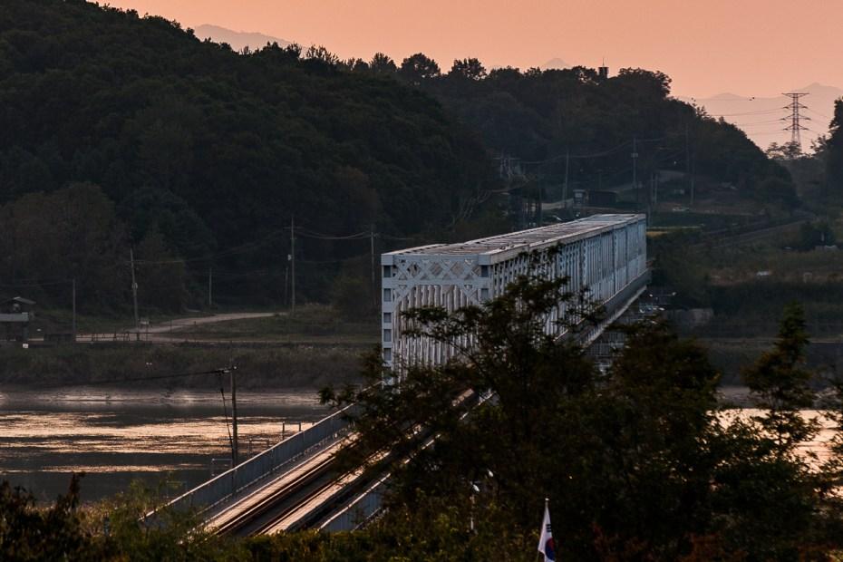 Imjingak Railway Bridge