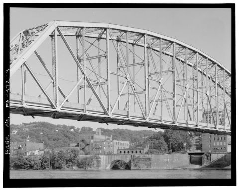 Brownsville Bridge (Formerly US 40)