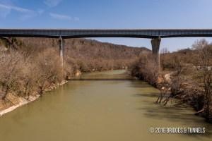 Camp Nelson Bridge (Old US 27)