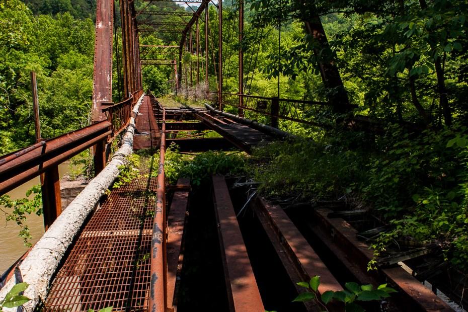 Elkhorn City Bridge (Old KY 80)
