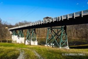 H.L. Spurlock Power Plant Bridge