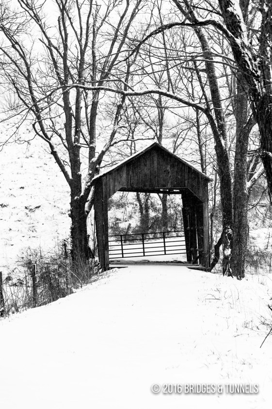 Valley Pike Covered Bridge