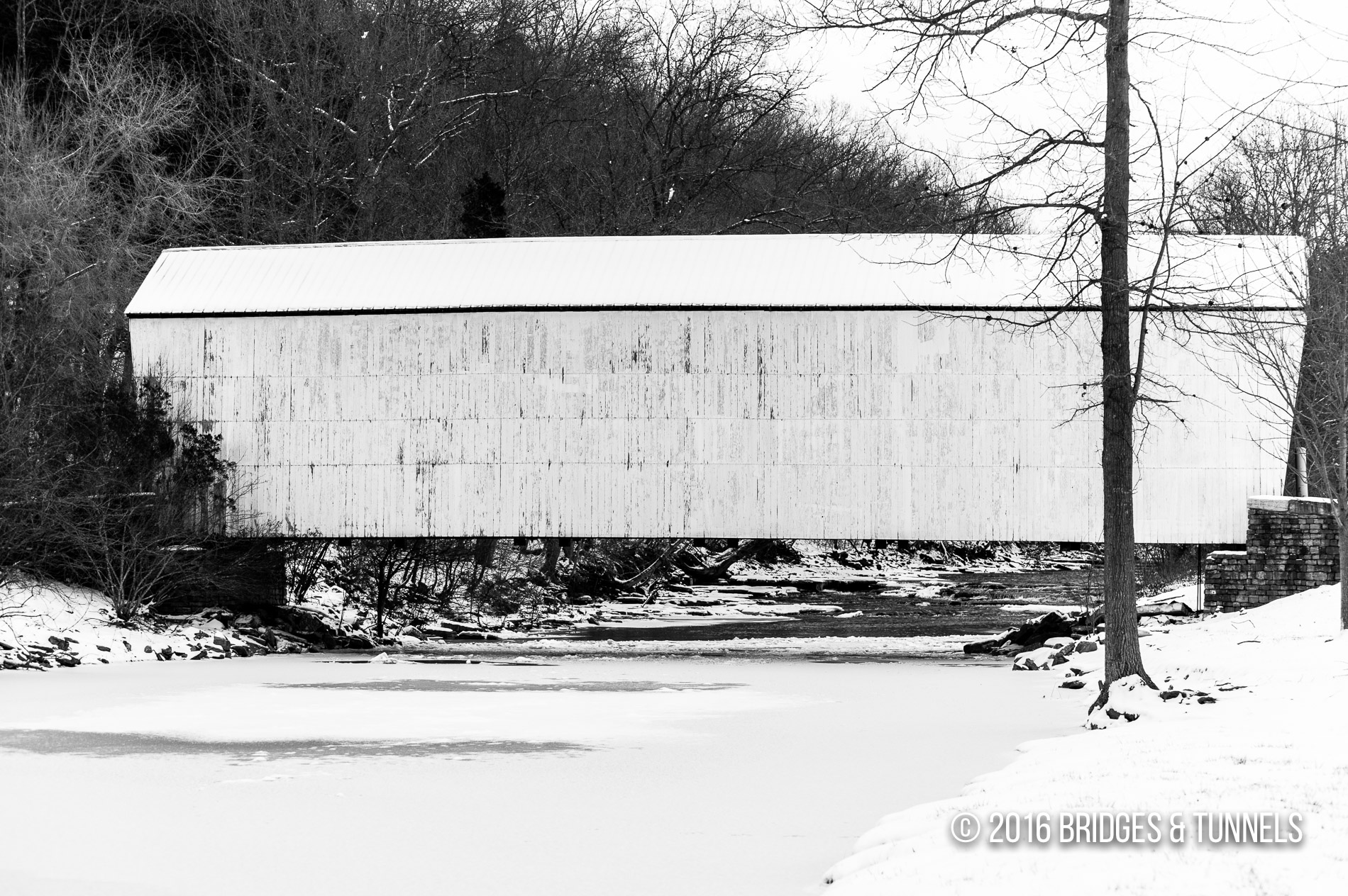 Walcott Covered Bridge