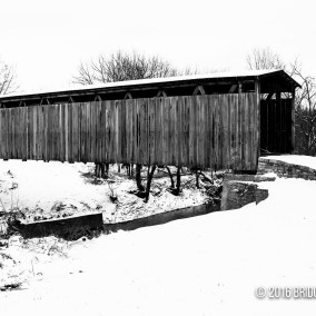 Johnson Creek Covered Bridge