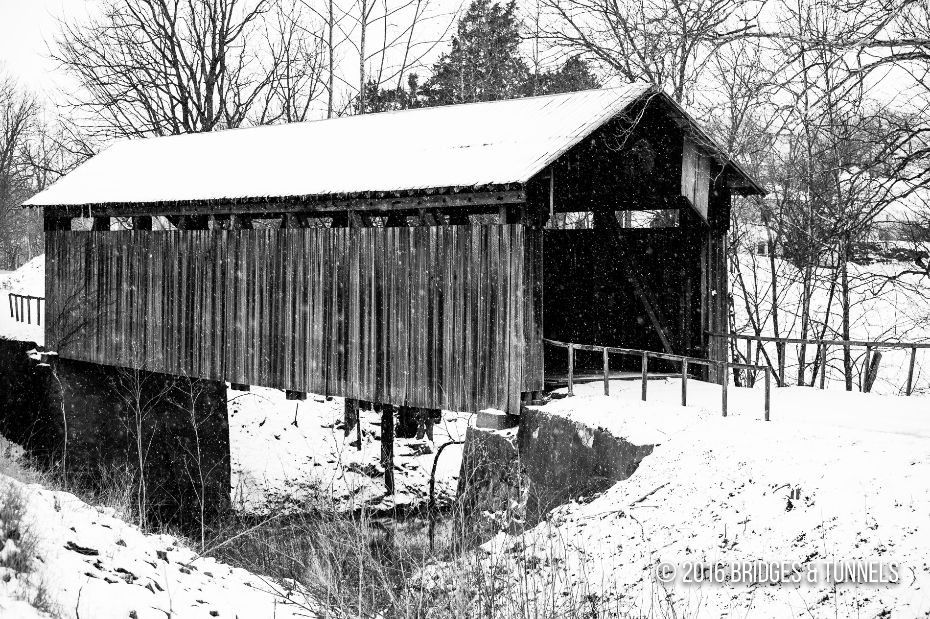 Hillsboro Covered Bridge