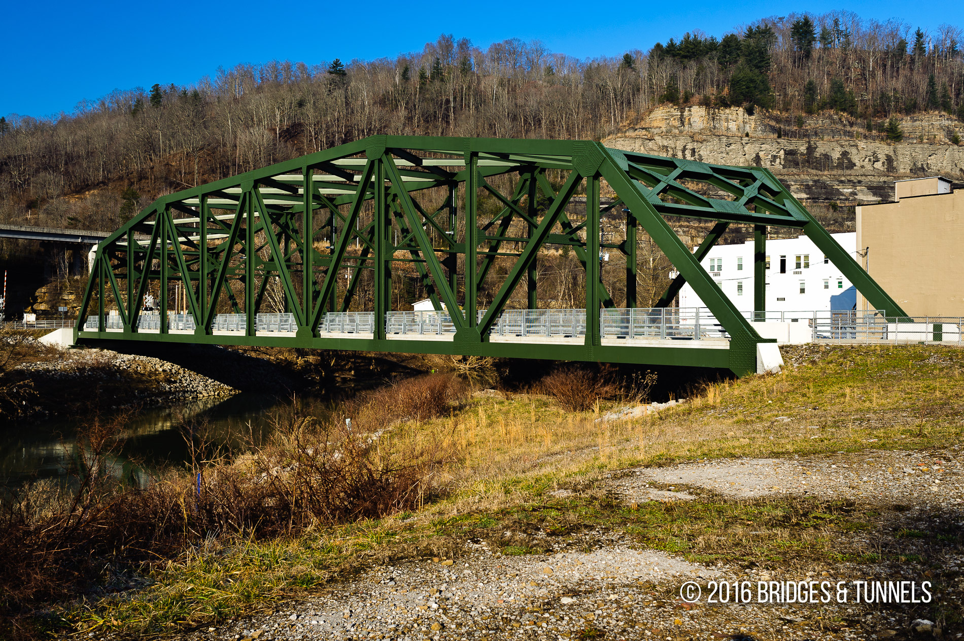 Town Mountain Road Bridge (KY 451)