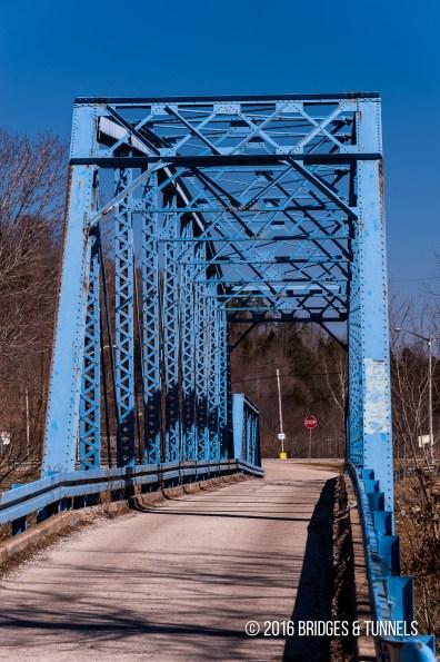 North Fork Kentucky River Bridge (Robinson Road)