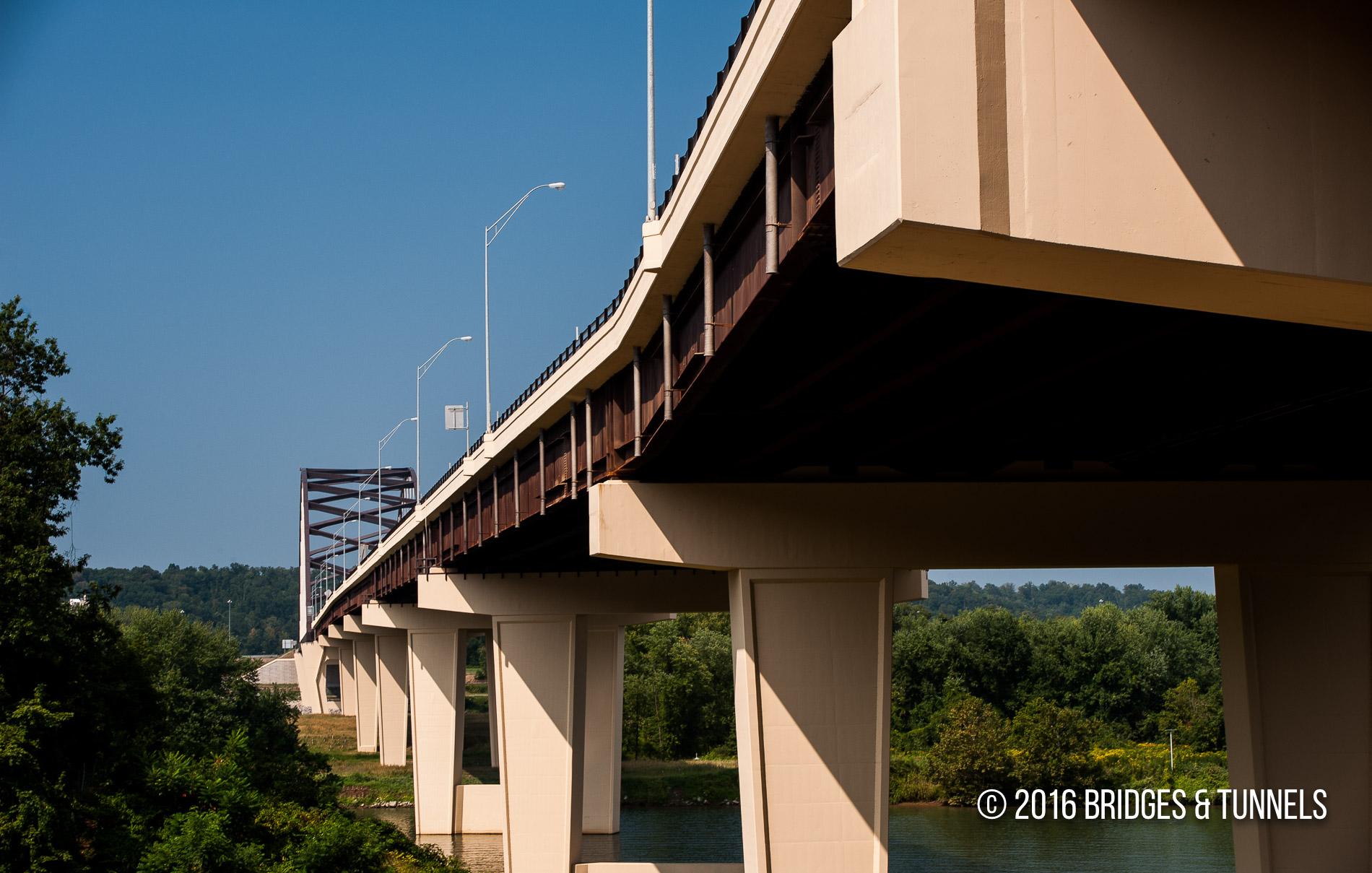 Blennerhassett Bridge (US 50)