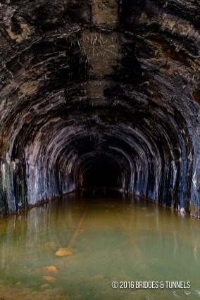 Mt. Wood Tunnels (Wheeling Terminal Railway)