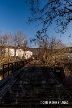 Wheeling Creek Bridge (Wheeling Terminal Railway)
