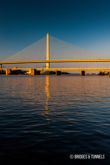Veterans Glass City Skyway (Interstate 280), Craig Memorial Bridge (OH 65)
