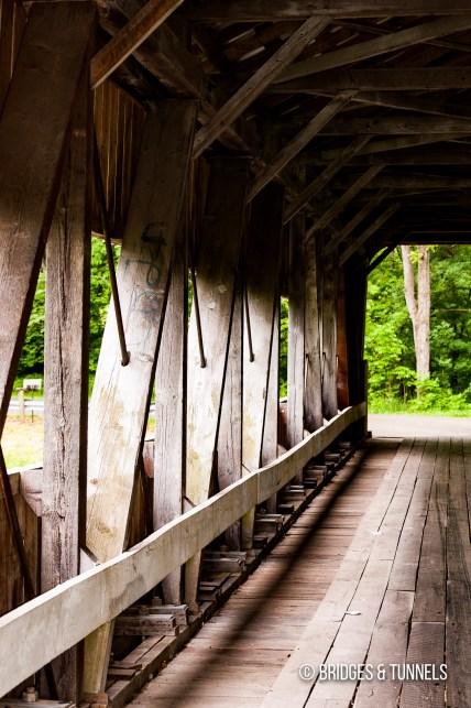 Brubaker Covered Bridge