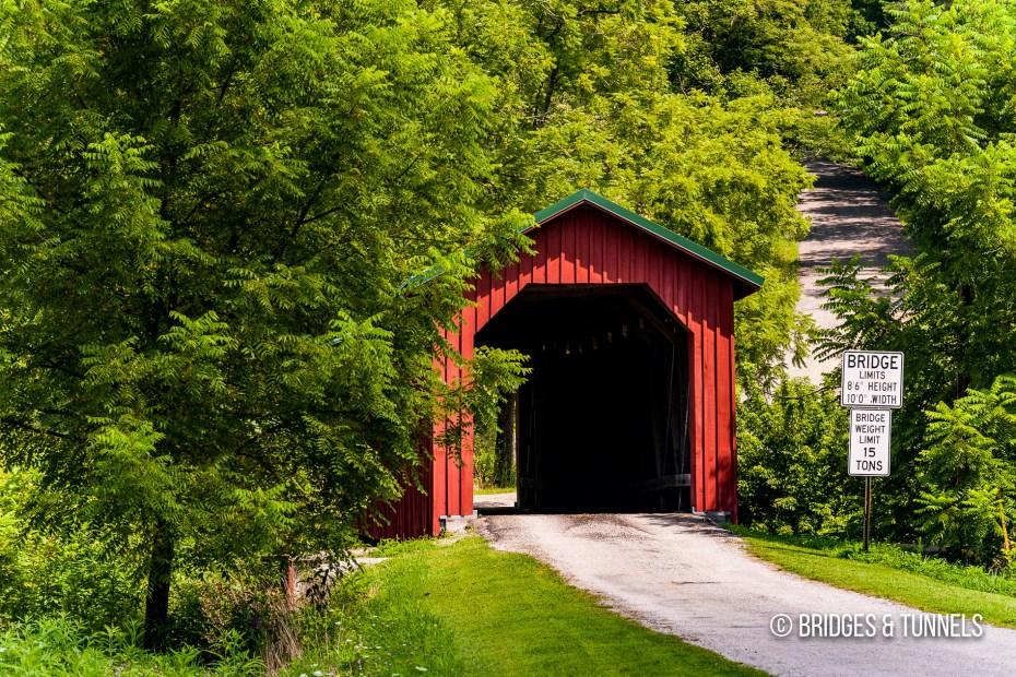 Foraker Covered Bridge
