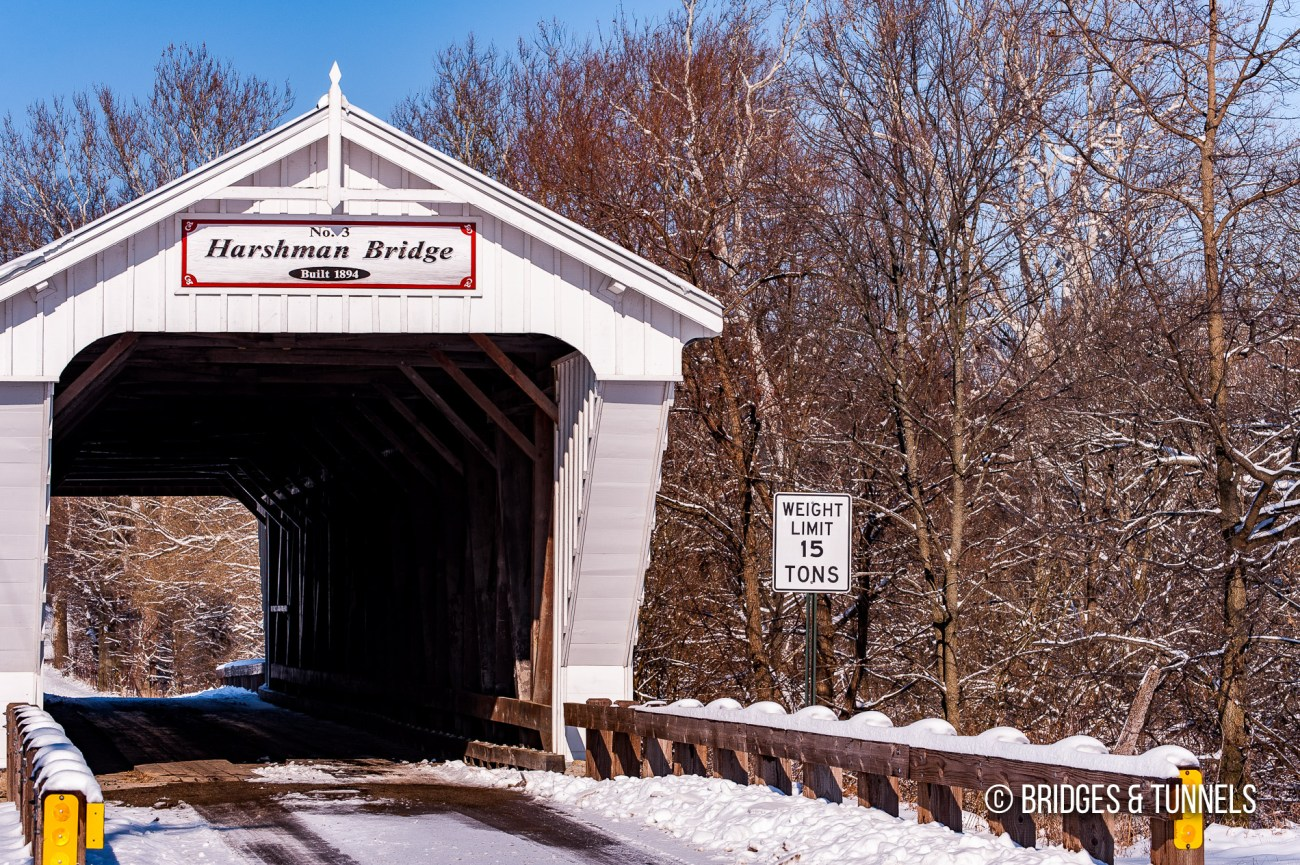 Harshman Covered Bridge