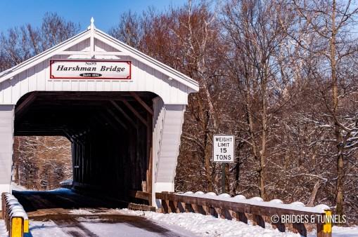 Harshman Covered Bridge