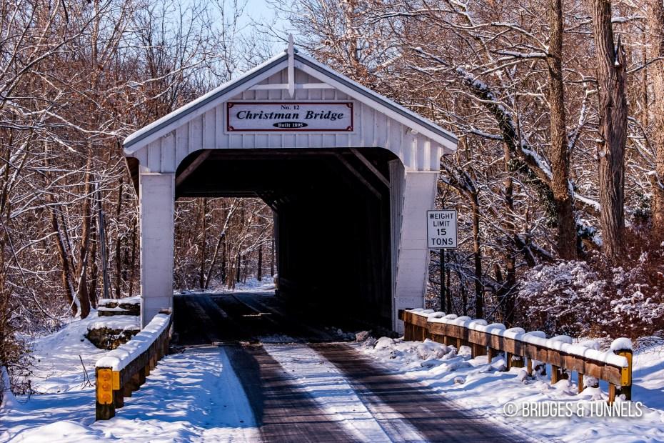 Christman Covered Bridge