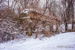 Mud Run Bridge (Dayton, Springfield & Urbana Electric Railway)