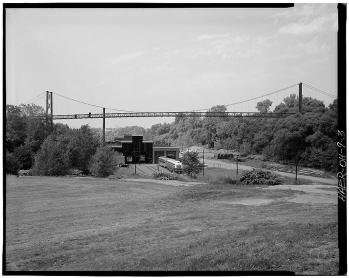 Sidaway Avenue Footbridge