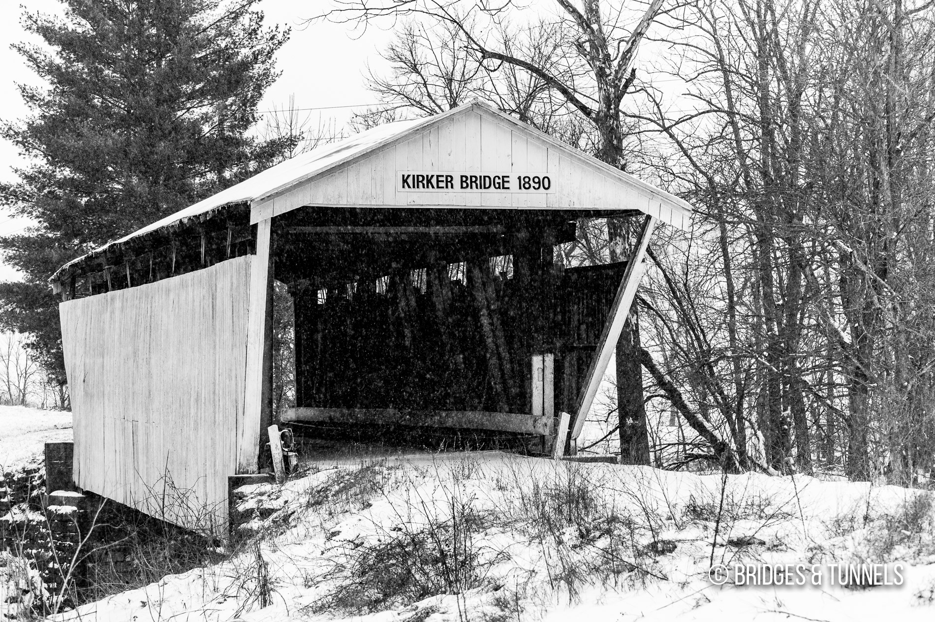 Kirker Covered Bridge