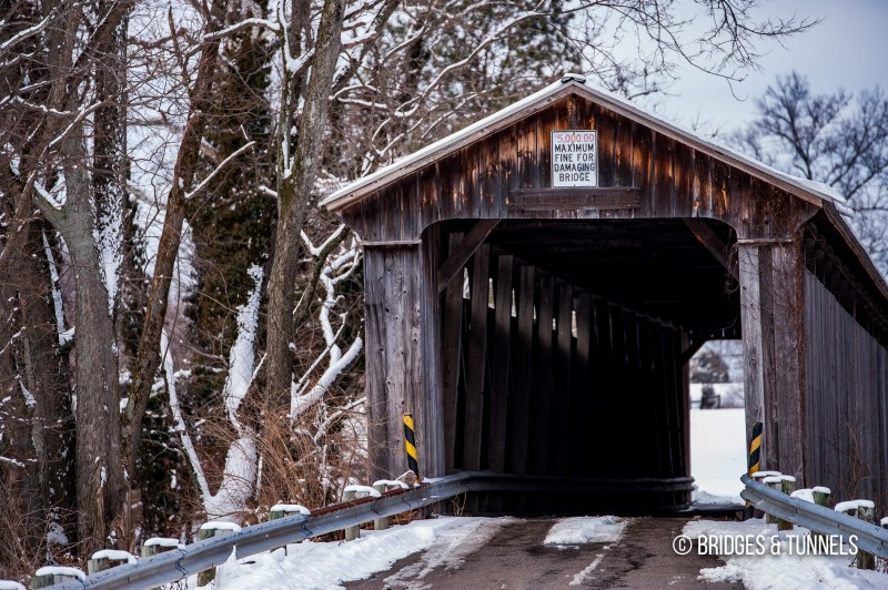 McCafferty Covered Bridge
