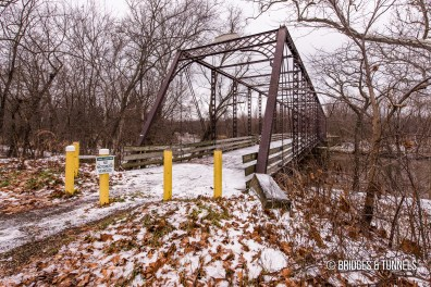 Zoar Iron Bridge